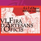 VI Fira d'Artesans i Oficis Bellver de Cerdanya