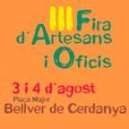 Fira d'Artesans i Oficis Bellver de Cerdanya
