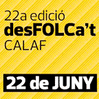 Desfolca't Festival Música Popular Calaf