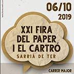 XXI Fira del Paper de Sarrià de Ter