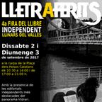 Llibres Artesans a la fira Lletraferits