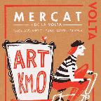 Mercat d'Art KM0 La Volta Girona