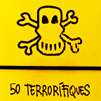 quadern Terrorfiques Pgines en Blanc