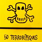 quadern Terrorífiques Pàgines en Blanc