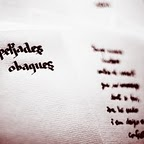 poemes : petjades obagues